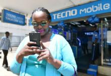 中国品牌TECNO Mobile手机在非洲有多火?