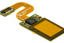 新思首款屏下指纹传感器 明年秀手机