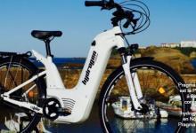 充电仅需2分钟 世界首款氢能源电动自行车上路