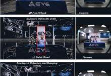AEye发布比LiDAR更智能的iDAR