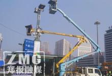 郑州火车站东广场照明升级为节能LED灯