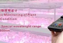 LED植物灯为什么能缩短植物生长周期?