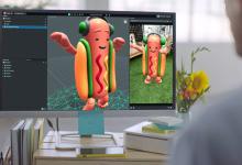Snapchat为Mac和Win推出AR新工具