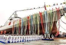 美媒称中国电磁弹射器获突破 或装备航母