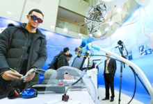 医疗机器人研究院揭牌 智慧医疗将是未来