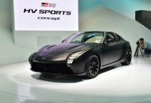 或2019年前投产 丰田推新混合动力跑车