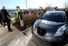 Packsize建立犹他州最大电动车充电站