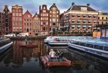 """荷兰与MIT携手开发多功能无人船""""Roboat"""""""