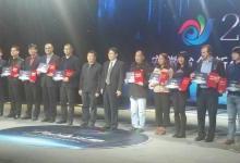 全色激光显示项目荣获安徽省创新创业大赛二等奖