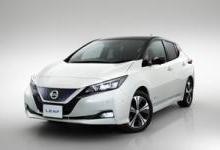 日产Leaf车主可免费安装太阳能电池板