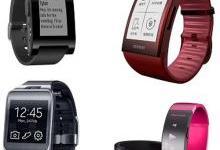中国可穿戴市场显示屏和芯片的生态