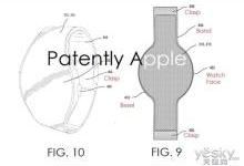 专利:苹果或为手表研发柔性屏幕