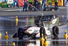 德国学生打造3D打印赛车参加2017大学生方程式汽车大赛