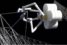 Made In Space计划在太空中3D打印和装配航天器