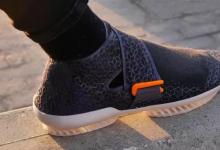 波兰学生3D打印出时尚环保的休闲鞋
