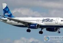 捷蓝航空飞机因锂电池起火导致迫降
