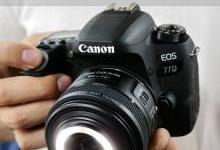 带LED补光灯 佳能35mm f/2.8微距头评测