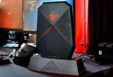 惠普推出Omen X Win10 VR背包电脑