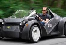 全球首台3D打印电动汽车将亮相PLASTEC East展会