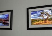 """这个LED背光相框让你家中的壁画变""""活"""""""