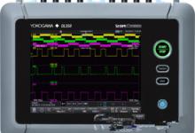 横河正式发售便携式示波记录仪DL350