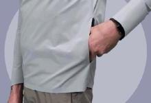 """""""全球第一款可以联网""""的衬衫"""