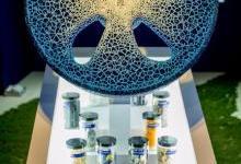 米其林概念轮胎内部仿生结构和胎面均为3D打印