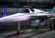 Stratasys与Boom合力开发超音速飞机