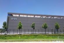 百度阳泉数据中心:用太阳能供电