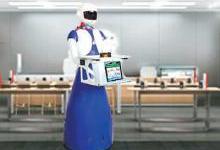 """中国机器人在全球""""你来我往"""""""