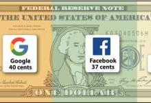 谷歌Facebook双头垄断数字广告市场 谁能搅局?