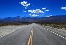 美洲际公路安装道路传感器