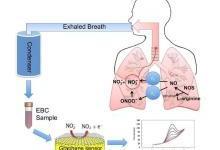 新型石墨烯传感器可及时检测哮喘