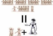 工业机器人将取代人类劳动力?
