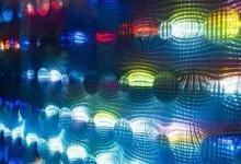 50000个LED灯打造的商场灯光秀是咋样的?