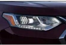 业内首款D-OPTIC LED车头前大灯问世