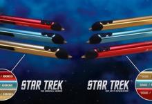 WobbleWorks为限量版Star Trek 3Doodler笔发起众筹