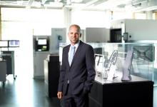Adrian Keppler博士担任EOS总裁兼企业管理总监