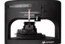 是德科技推出新一代纳米压痕仪G200