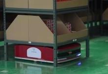 京东618智慧物流黑科技! 机器人批量化生产