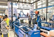 工业机器人进口 福建省前五月猛增75%