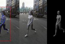 新AI平台SOMA可感知人并创建人体3D模型