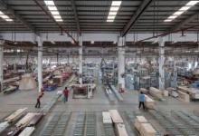索菲亚工厂车间自动化程度高达80%