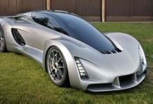 世界首款3D打印超级跑车Blade再次成焦点