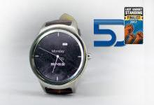 最小可穿戴心电监测仪:vHeart健康监测智能手表