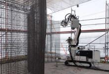 ETH Zurich用3D打印机和机械臂建造DFAB HOUSE