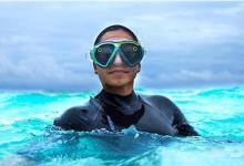 3D打印潜水版Snapchat眼镜来啦!能在45米深水下拍摄30分钟