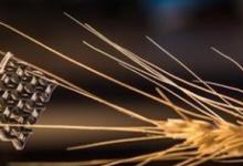 科学家研发世界最轻的3D打印结构——石墨烯气凝胶