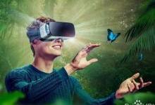 VR带你体验《黑童话》,黄晓明和马思纯竟这样玩