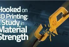 Airwolf 3D对三种最流行的3D打印材料进行强度测试